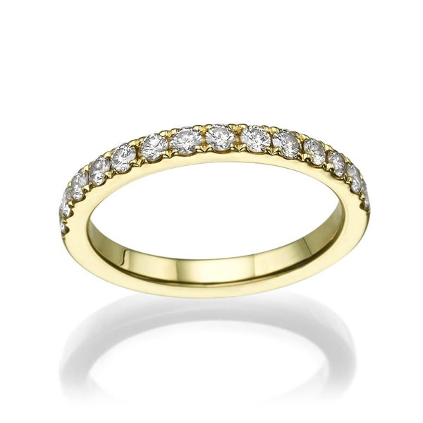 Picture of 0.28 Total Carat Anniversary Wedding Round Diamond Ring