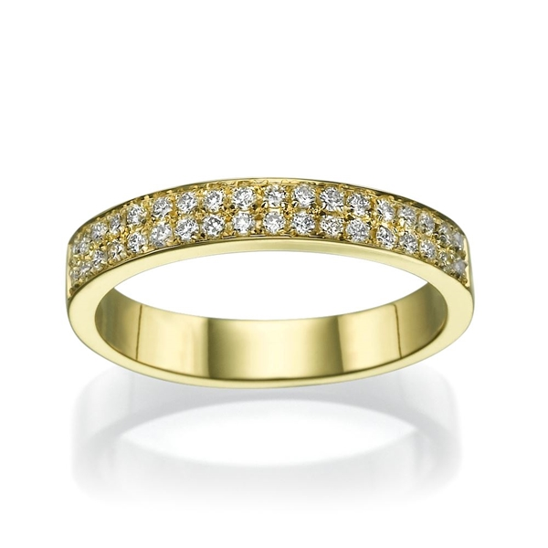 Picture of 0.21 Total Carat Anniversary Wedding Round Diamond Ring
