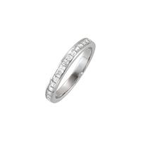 Picture of 0.75 Total Carat Anniversary Wedding Princess Diamond Ring