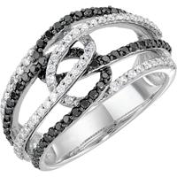 Picture of 0.75 Total Carat Designer Wedding Round Diamond Ring