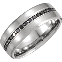 Picture of 0.38 Total Carat Anniversary Round Diamond Band