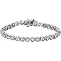 Picture of 0.51 Total Carat Tennis Round Diamond Bracelet