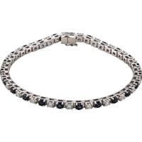 Picture of 2.38 Total Carat Line Round Diamond Bracelet