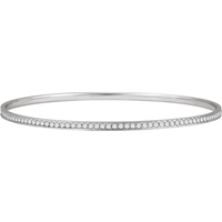 Picture of 1.46 Total Carat Bangle Round Diamond Bracelet