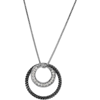 Picture of 0.17 Total Carat Classic Round Diamond Necklace